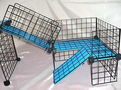 A Cage Ramp